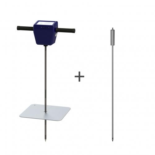 DS Logger 500 - многофункциональный прибор для анализа почвы