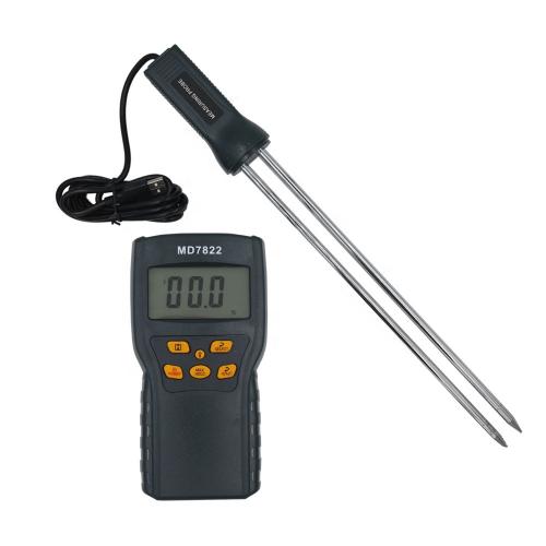 Цифровой анализатор зерна: влагомер/термометр